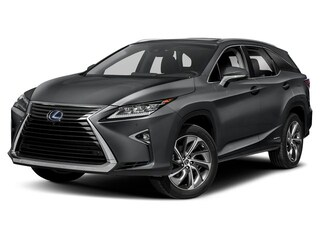 New 2019 LEXUS RX 450hL Luxury SUV