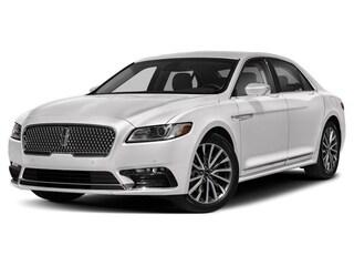 2019 Lincoln Continental Base Sedan
