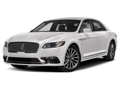 2019 Lincoln Continental Select Front-wheel Drive Sedan