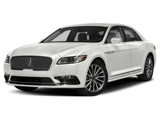New 2019 Lincoln Continental Select FWD Select for sale or lease in Braunfels, TX