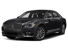 Used 2019 Lincoln Continental Select Car