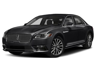 2019 Lincoln Continental Select FWD sedan