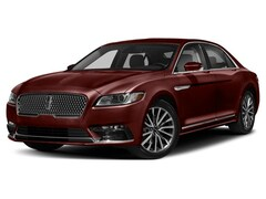 Used 2019 Lincoln Continental Reserve Car