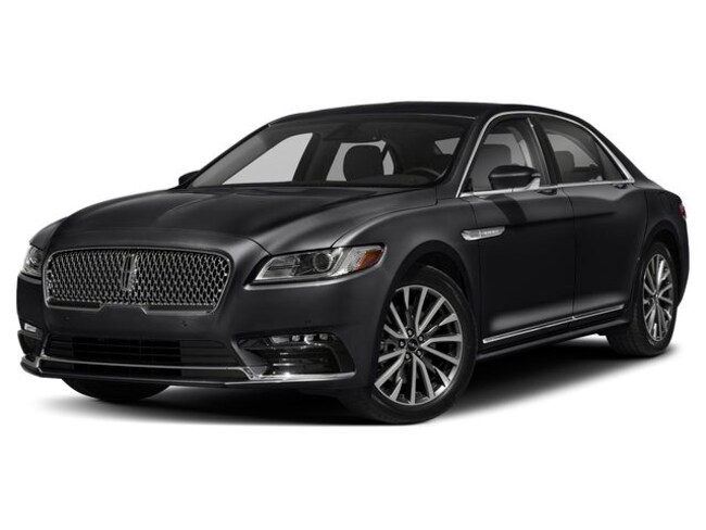 2019 Lincoln Continental Reserve FWD Car