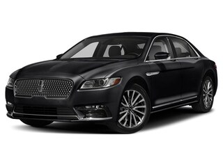 2019 Lincoln Continental Livery Sedan