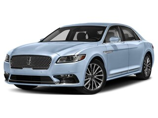 2019 Lincoln Continental Black Label Black Label FWD