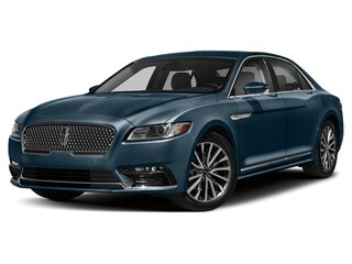 New 2019 Lincoln Continental Select Sedan Norwood