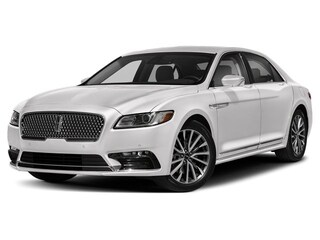 2019 Lincoln Continental Select AWD Car