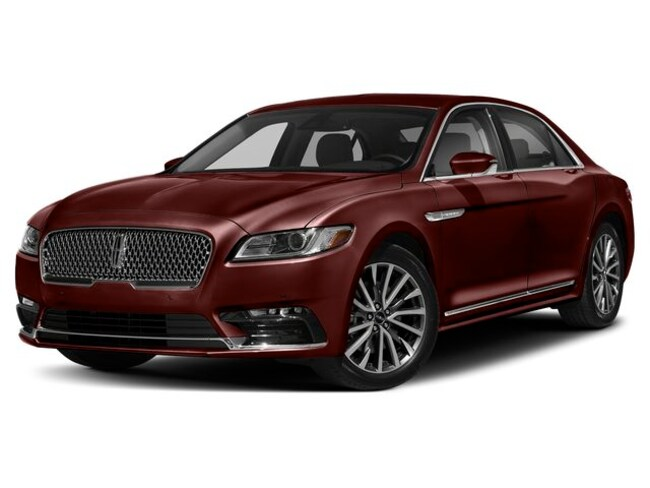 2019 Lincoln Continental Reserve AWD Reserve  Sedan