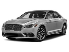 New 2019 Lincoln Continental Reserve Sedan in San Diego, CA