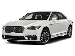 2019 Lincoln Continental Black Label Car