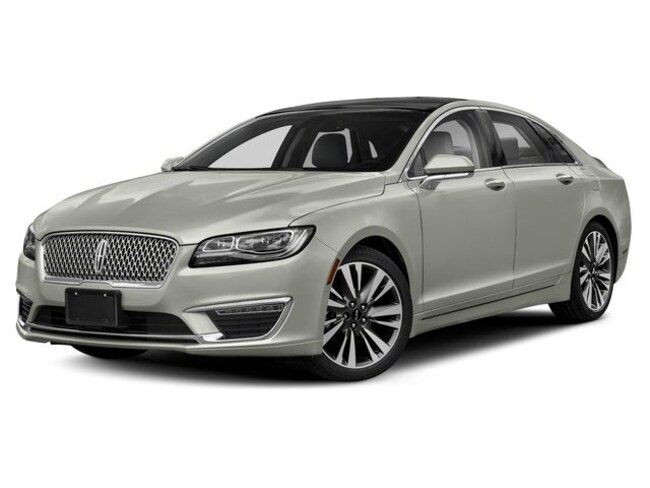 New 2019 Lincoln Mkz For Sale At White Plains Lincoln Vin