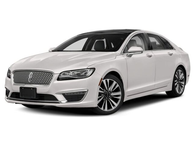 2019 Lincoln MKZ RESERVE -AWD
