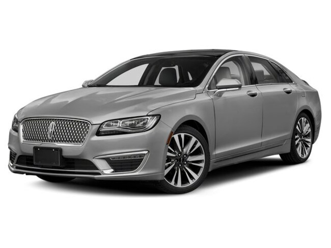 New 2019 Lincoln MKZ Reserve I Sedan Norwood, MA