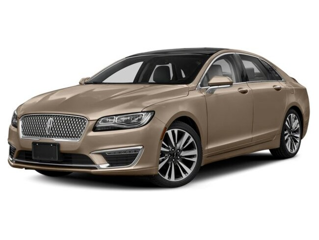 New 2019 Lincoln MKZ Reserve II Car in Calumet City, IL