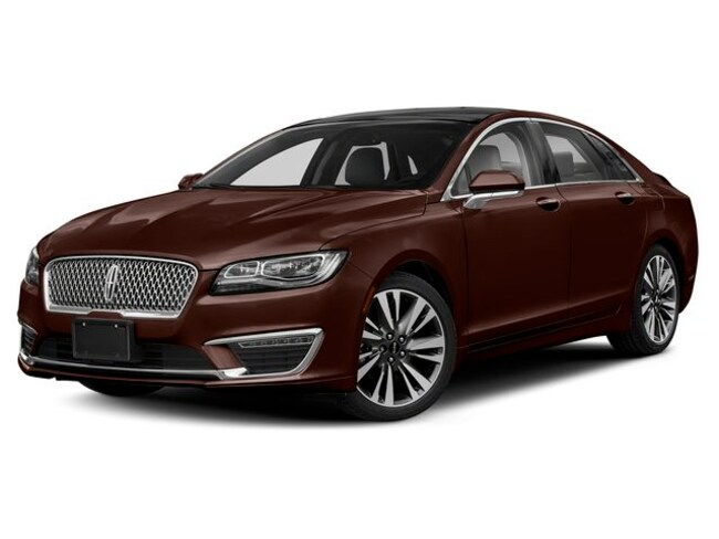 New 2019 Lincoln MKZ Reserve II Sedan For Sale in East Hartford, CT
