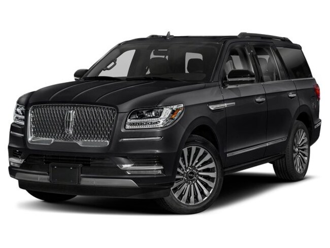 New 2019 Lincoln Navigator For Sale At Bayway Lincoln Vin
