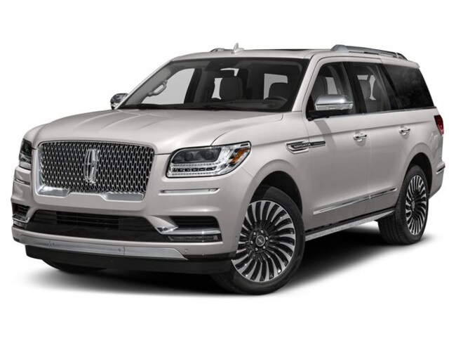 2019 Lincoln Black Label Navigator SUV
