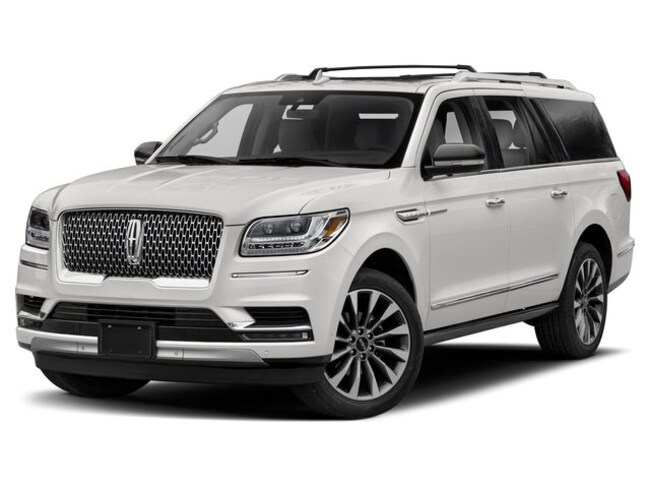New 2019 Lincoln Navigator L Select SUV for sale/lease in Alliance OH