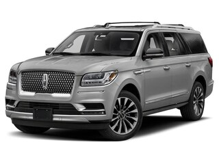 New 2019 Lincoln Navigator L Reserve SUV in Norwood, MA