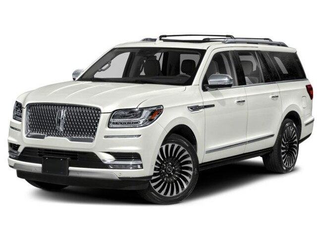 New Lincoln 2019 Lincoln Navigator L Black Label SUV for sale in Englewood