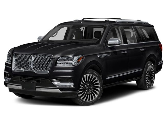 2019 Lincoln Navigator L Black Label Black Label 4x4