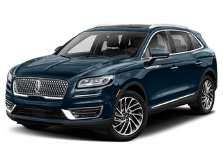 2019 Lincoln Nautilus Front-wheel Drive