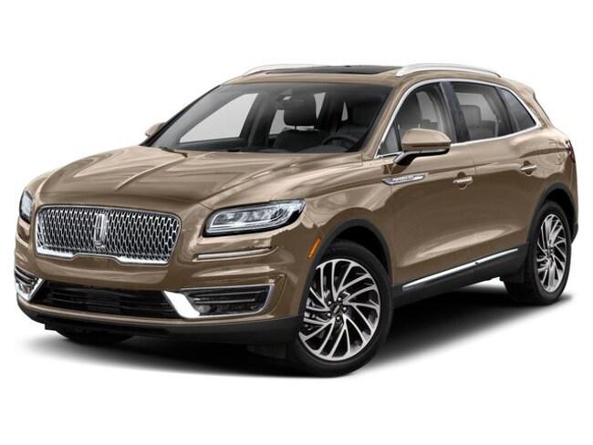 2019 Lincoln Nautilus Select Select FWD