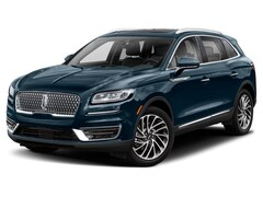 New 2019 Lincoln Nautilus Select Crossover T0750 in Novi, MI