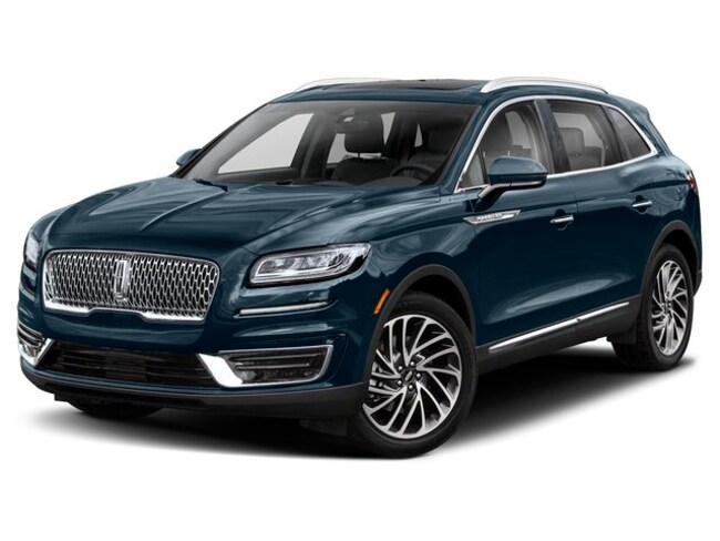 New 2019 Lincoln Nautilus Select Crossover in Novi, MI