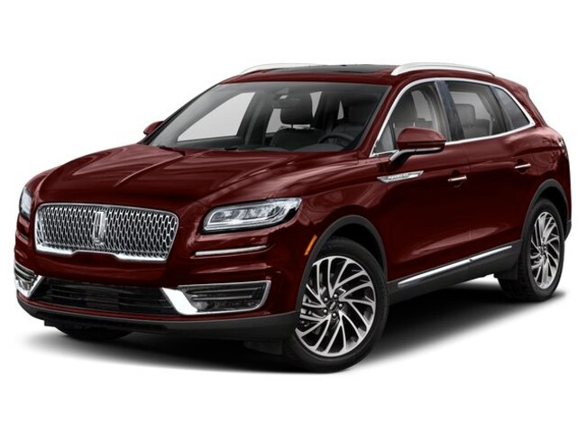 New 2019 Lincoln Nautilus Select SUV in Cathedral City, CA
