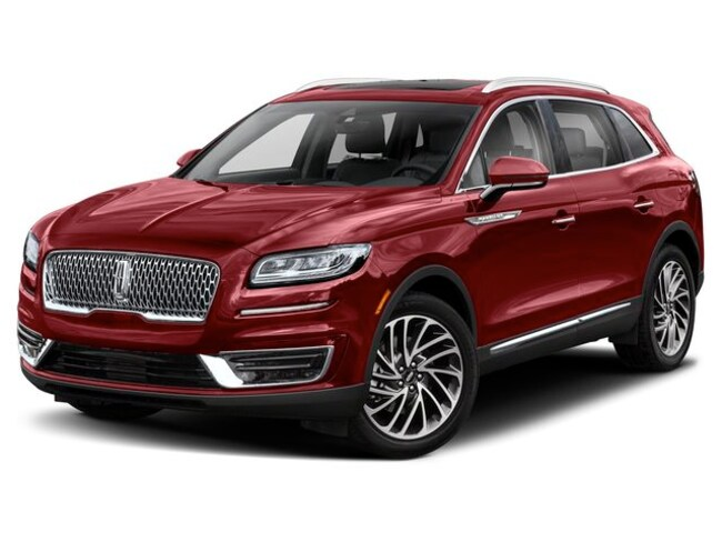 New 2019 Lincoln Nautilus Select SUV For Sale Natchez MS