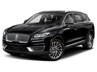 2019 Lincoln Nautilus Front-Wheel Drive (FWD) Crossover