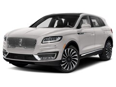 2019 Lincoln Nautilus Black Label Crossover