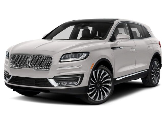 2019 Lincoln Nautilus Black Label FWD Black Label