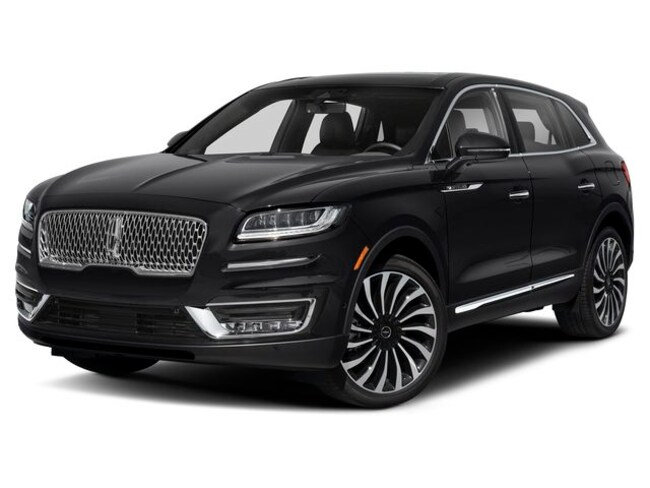 2019 Lincoln Black Label Nautilus SUV
