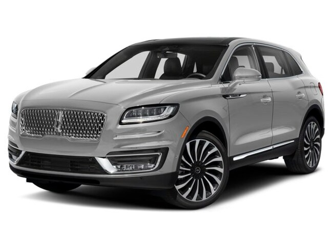 New 2019 Lincoln Nautilus Black Label SUV in Cathedral City, CA