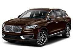 2019 Lincoln Nautilus Base SUV