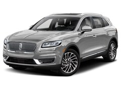 New 2019 Lincoln Nautilus Standard SUV Norwood MA
