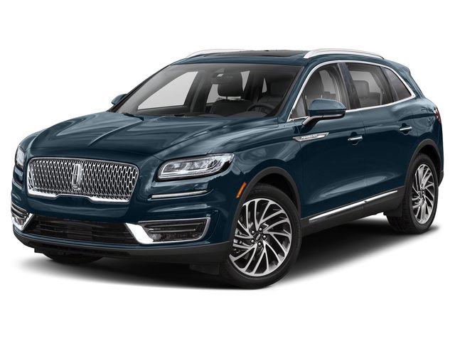 2019 Lincoln Nautilus AWD Select