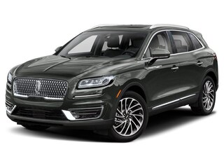 New 2019 Lincoln Nautilus Select SUV in Norwood, MA