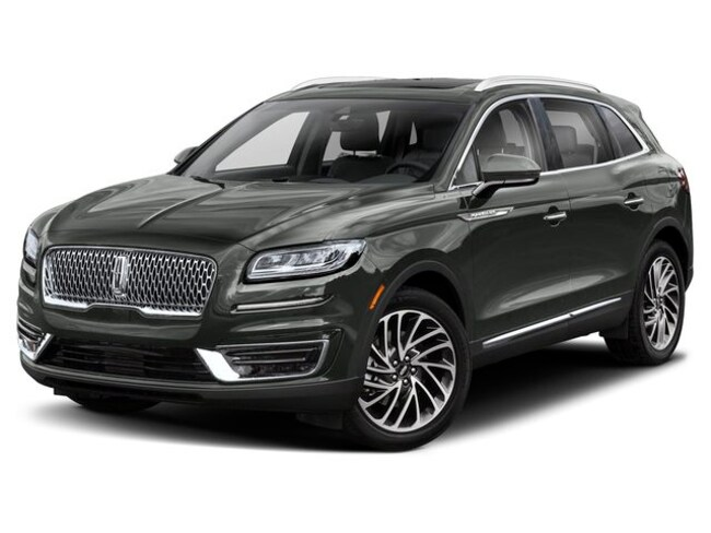 2019 Lincoln Nautilus Intelligent All-Wheel Drive (AWD) SUV