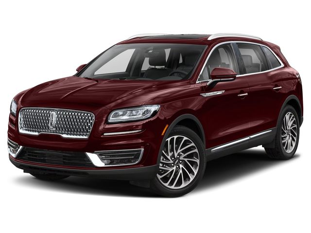 2019 Lincoln Nautilus Select AWD Select