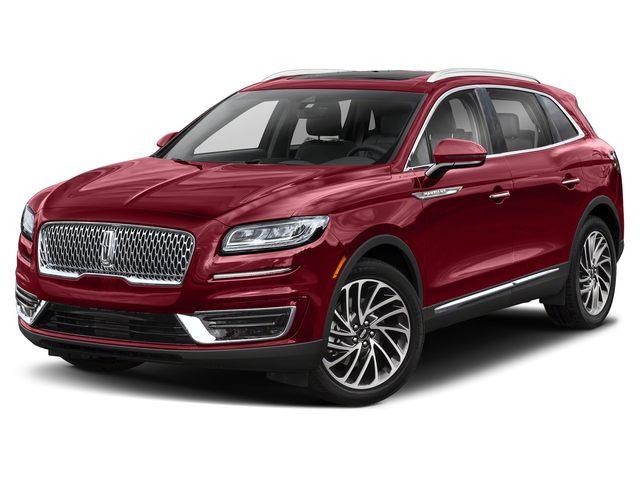 2019 Lincoln Nautilus Select AWD Select