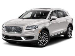 2019 Lincoln Nautilus Select Select AWD