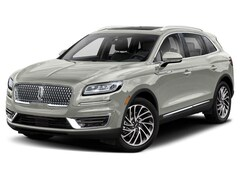 New Ford and Lincoln 2019 Lincoln Nautilus Reserve Crossover in Billings, MT