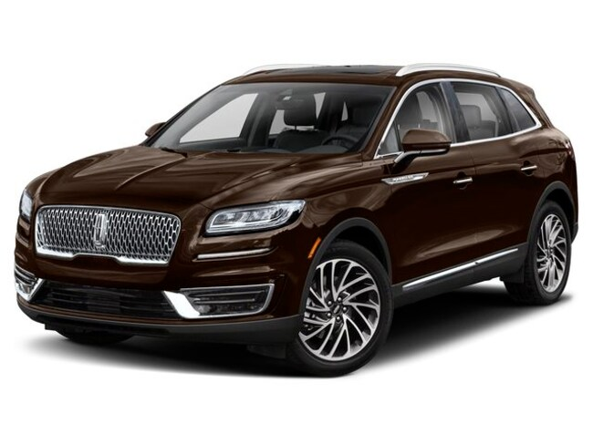 2019 Lincoln Nautilus Reserve Crossover for sale in Detroit, MI