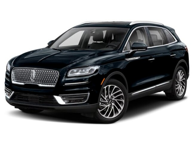 New 2019 Lincoln Nautilus Reserve Crossover For Sale/Lease Manahawkin, New Jersey