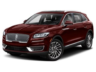 2019 Lincoln Nautilus Reserve AWD V6 Engine