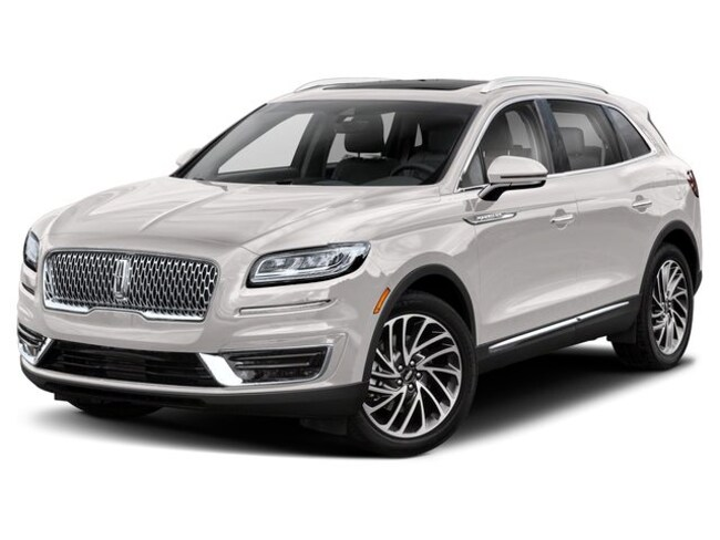 New  2019 Lincoln Nautilus AWD Reserve Pittsburgh Area
